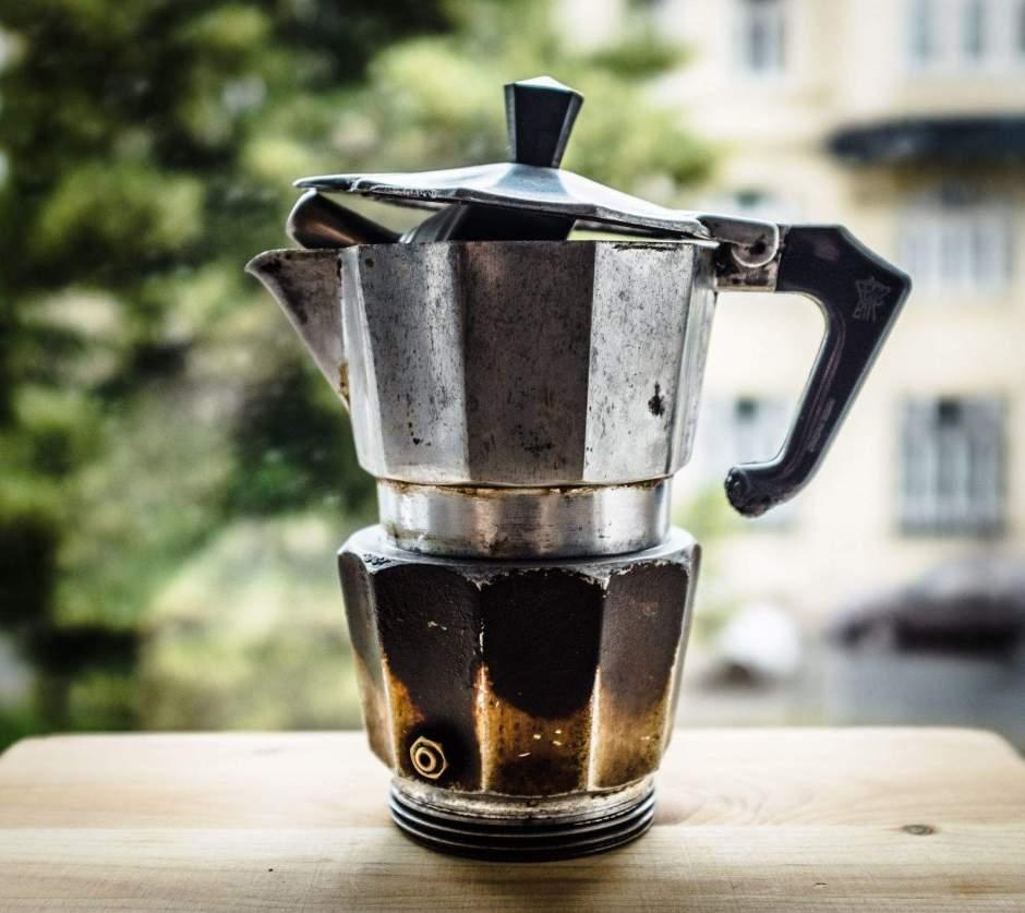 Spanish-coffee-maker