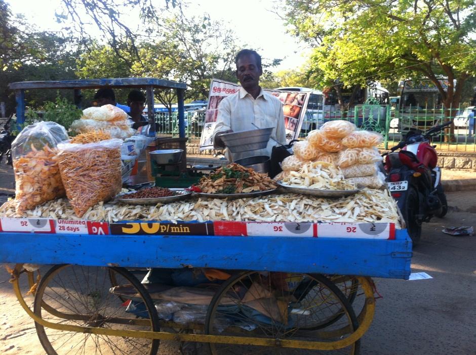 уличная-еда-в-Индии