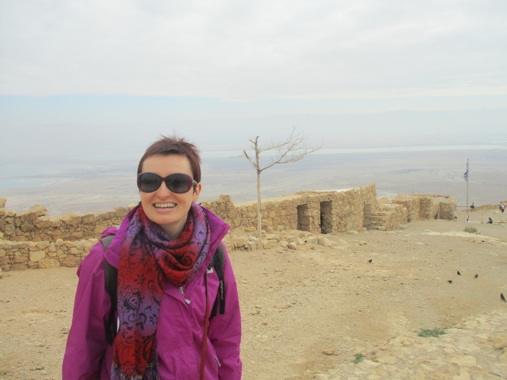 Израиль-Масада-путешествие