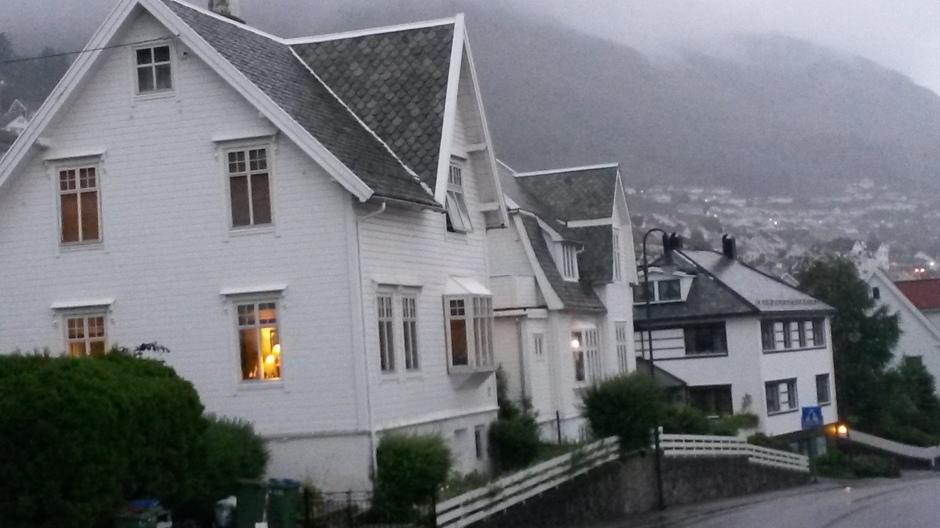 Norway-white-houses