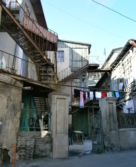 Tbilisi-old-houses